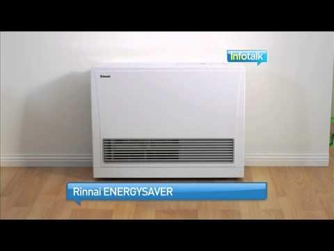 Rinnai Space Heating