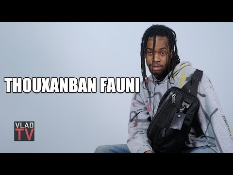 Thouxanbanfauni Breaks Down the Meaning Behind All of His Face Tattoos (Part 4)