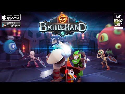 BATTLEHAND - FREE GAME - First Gameplay Walkthrough Part 1 - iOS | ANDROID