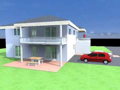 wunschhaus architekten gmbh haus immo und plan market youtube. Black Bedroom Furniture Sets. Home Design Ideas
