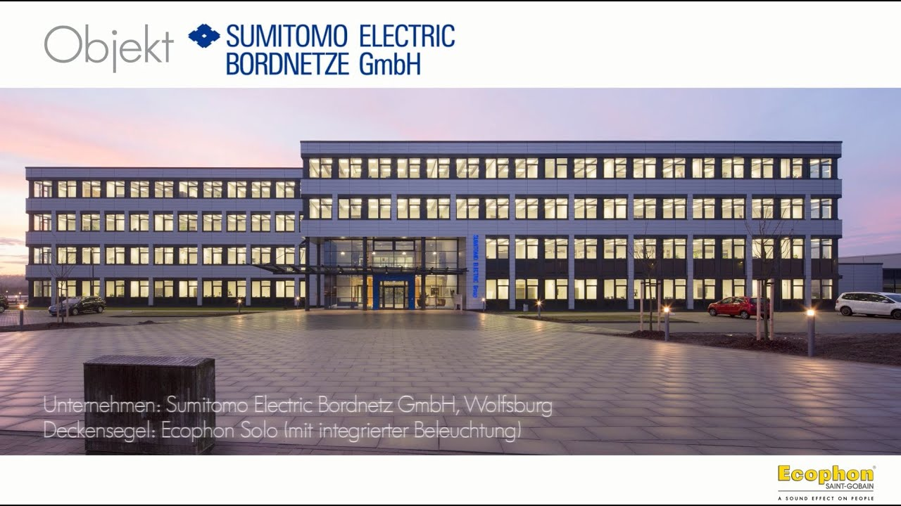 Building Case Sumitomo (english) - YouTube