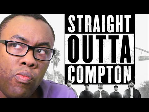 STRAIGHT OUTTA COMPTON is a MARVEL MOVIE?? : Black Nerd Review