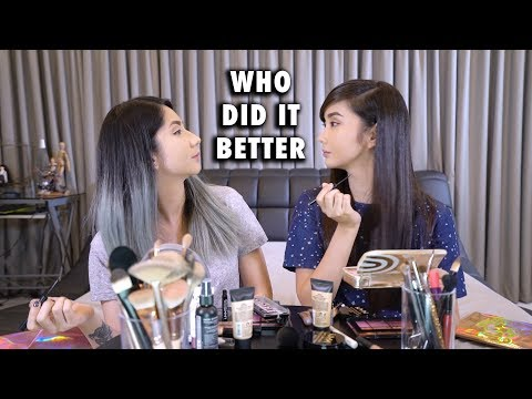 CUTE EVERYDAY MAKEUP ROUTINE with MY SIS!! (ft. Ashley Gosiengfiao)