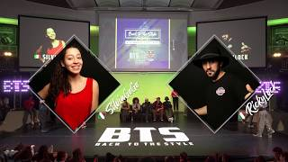 BTS 2019 \\ Locking Final • Silvia Go Go (Ita) vs Ricky Lock (Ita)