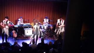 Andy Allo - If I Was King - People's Place 30-11-2013