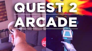 Create Your Own Free Roam VR Arcade! - OCULUS QUEST 2