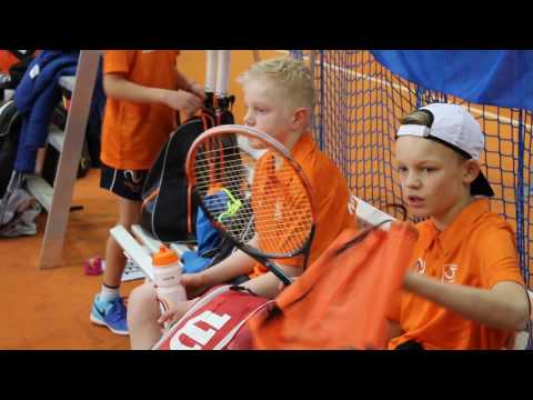 Tennis Europe Wintercups B12 in Leibnitz Tag 1