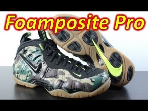 06b41e55446 Nike Air Foamposite Pro Video Review - Soccer Reviews For You
