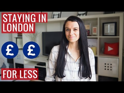 How To Save Money On London Accommodation