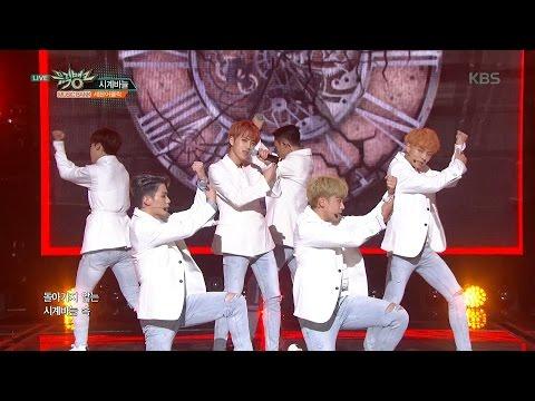 뮤직뱅크 Music Bank - 시계바늘 -...