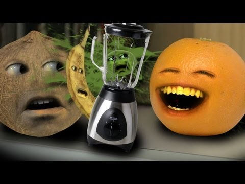 Annoying Orange – He Will Mock You