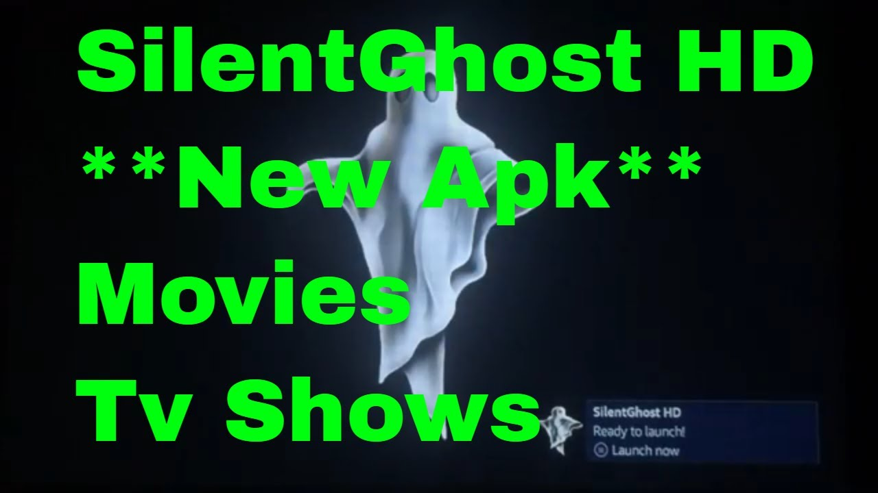 SilentGhost HD ( NEW apk)