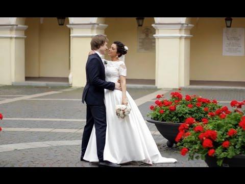 Ievos ir Mariaus vestuvės