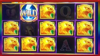 ** BIG WIN ** NEW OLYMPUS SLOT FROM AGS ** SLOT LOVER **