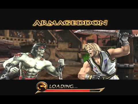 Mortal Kombat Armageddon - Liu Kang Arcade Ladder