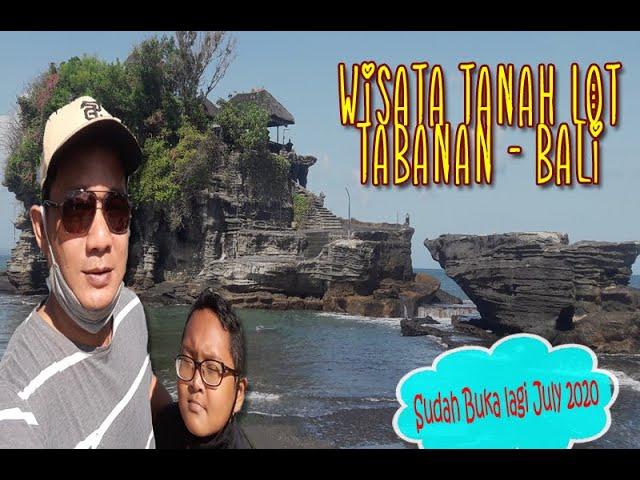 Tempat Wisata Tanah Lot, Wisata Terkenal di Tabanan Bali Sudah Buka kembali