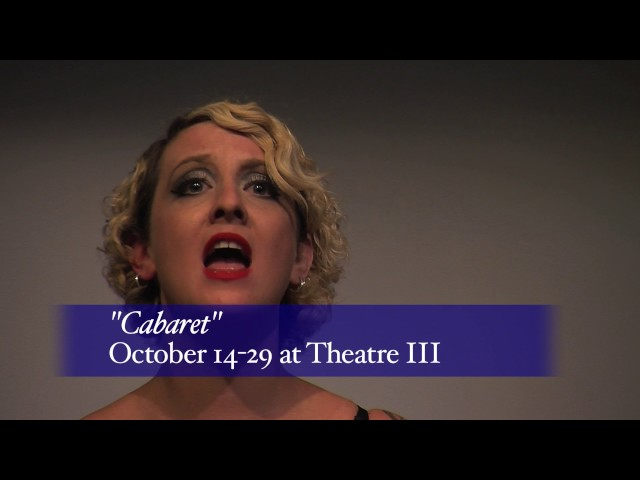 Welcome to the Theater Episode 6 October 2016
