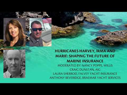 Hurricane Harvey Shaping the Future of Marine Insurance