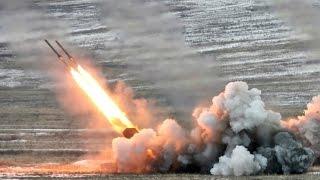 ТОС-1 Буратино, Гибрид танка Т-72 и Установки Залпового Огня(ТОС-1 «Буратино» — тяжёлая огнемётная система (ТОС) залпового огня на базе танка Т-72. ТОС-1 Буратино, Гибрид..., 2015-06-01T12:51:09.000Z)