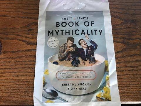 Rhett and Link's Book of Mythicality STARTER KIT