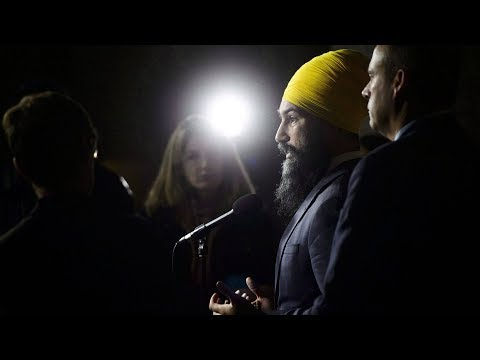 Is the NDP in trouble under Jagmeet Singh's leadership?
