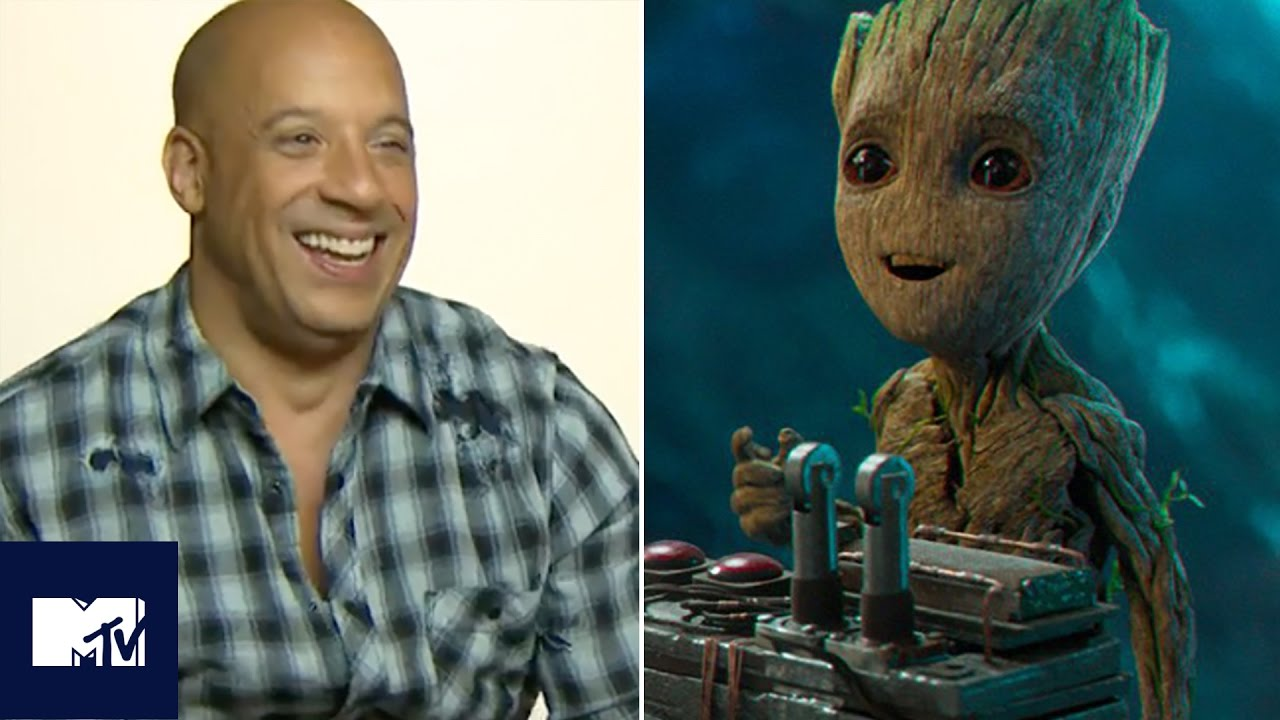 Vin Diesel Wants A Groot Guardians of the Galaxy Spinoff Movie | MTV Movies