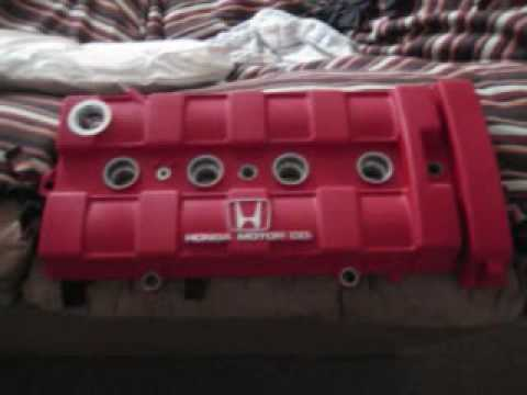acura integra valve cover with Watch on Watch moreover 251549434207 additionally B16 Valves furthermore Honda Cake glJ8MdX4C6mO4 eihzK8EaQ7LywxFcUskDmGw DJMU further 92686 91 Honda Crx Jdm Sir Ii Gsr B18c1 Tail Conv.