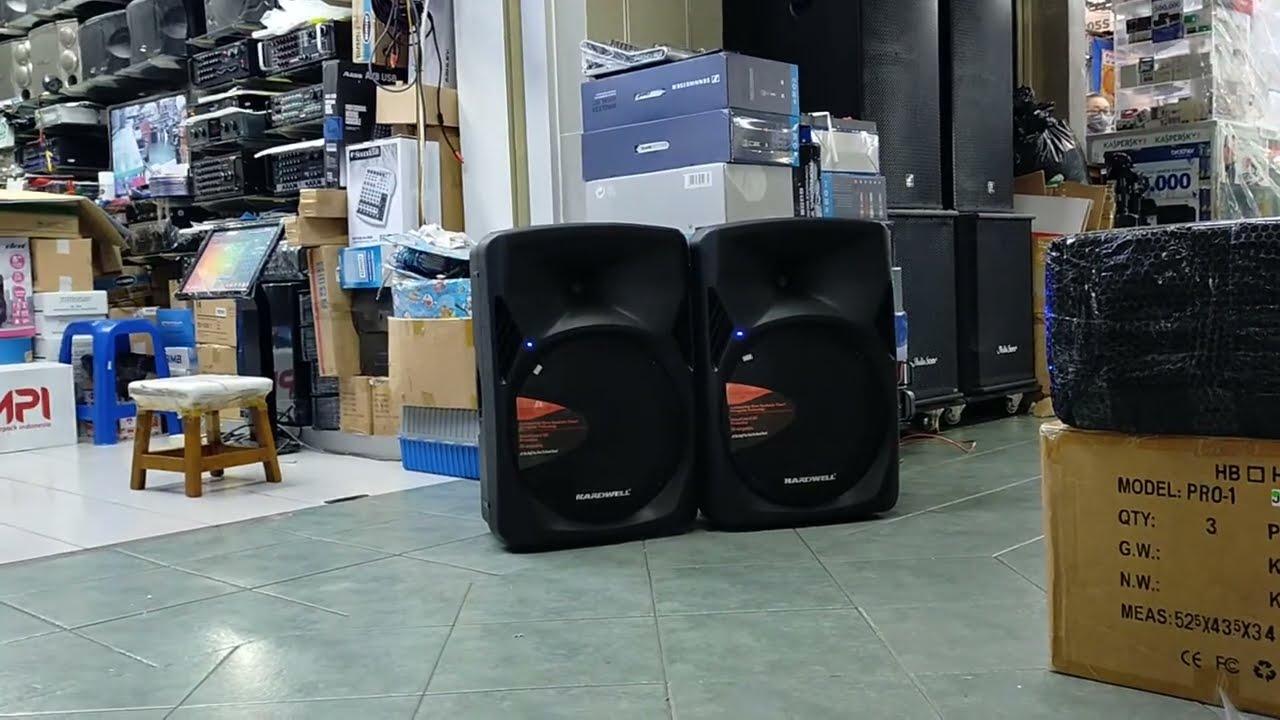 Download #Hardwell speaker pasive Clarity 15 P