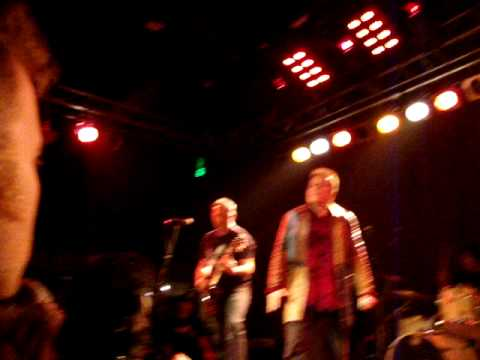 Jello Biafra's first song at Neumos - Seattle