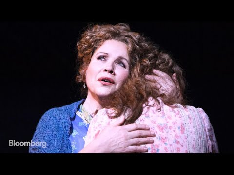 Renee Fleming On Her Broadway Turn In Carousel