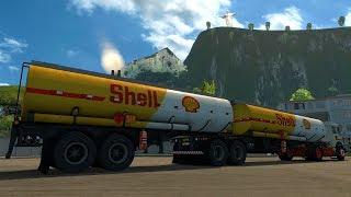 IVECO Magirus Deutz 360M | BRASIL | Río de Janeiro Transportando combustible