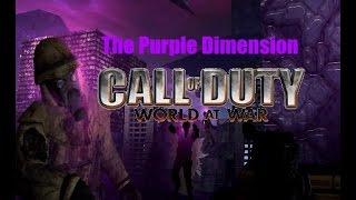 Cod World at War: The Purple Dimension