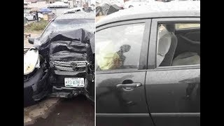 HeartBreaking Ayo Adesanya In Tears As Popular Nollywood Producer Dies In Fatal Road Accident