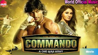 Commando-A One Man Army Movie //  Best Hindi Movie // Vidyut jammwal,Pooja Chopra // World Official
