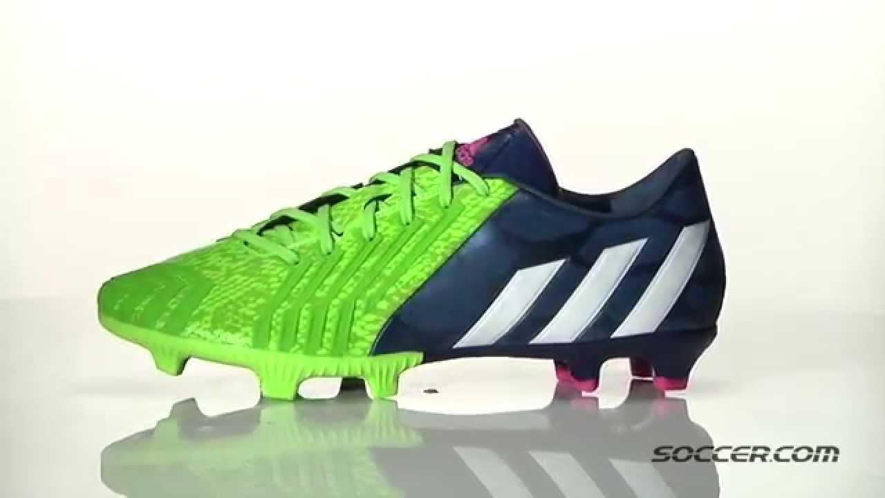 8f0d615336d adidas Predator Absolion Instinct FG Firm Ground Soccer Shoes 69443 -  YouTube