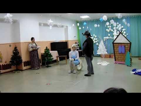 Театрализованное представление Заюшкина избушка