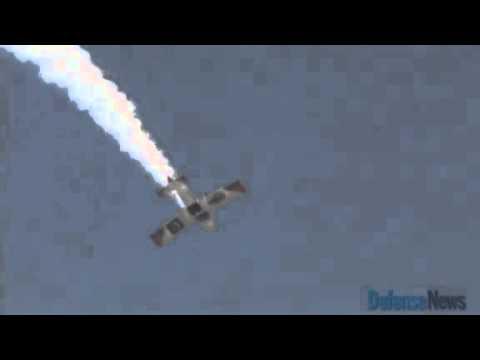Super Mushak Pakistan Airforce At Dubai Air Show Youtube