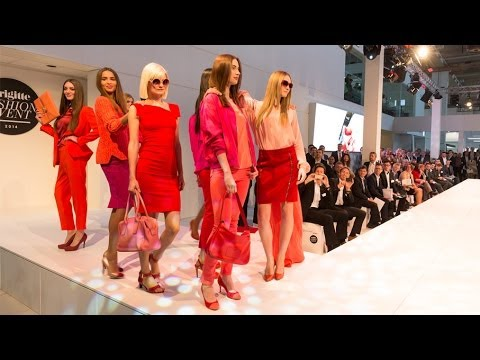 Brigitte Fashion Event bei Busch-Jaeger - light+building 2014 - Teil 1