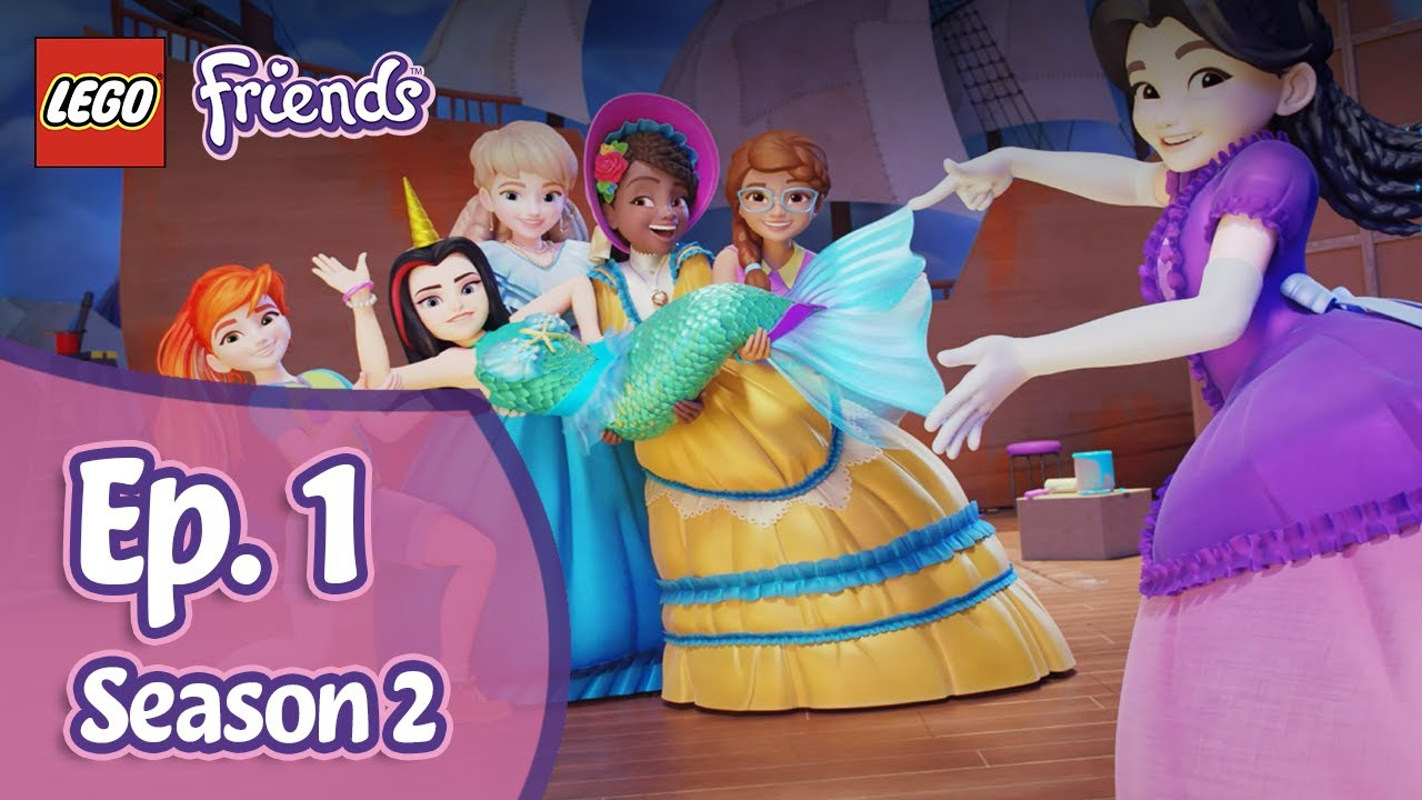 Download LEGO Friends 2019 Girls on a Mission - Explorer's Day - Season 2 Episode 1