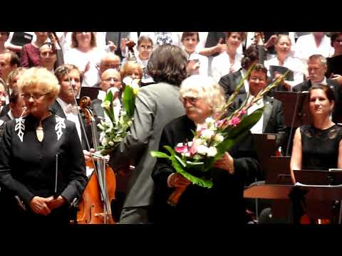 Sir Karl Jenkins 75 - MÁV Szimfonikus Zenekar Koncert