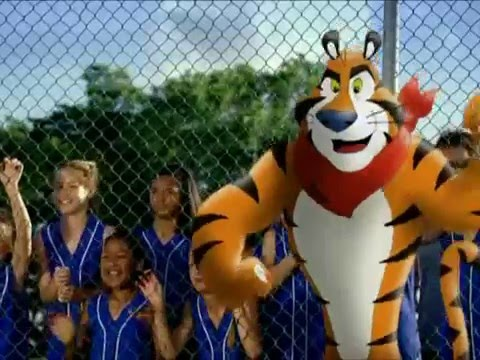 Frosted Flakes (Everywhere we Go) (2010) Commercial