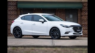 2018 Mazda 3 SP25 GT Review
