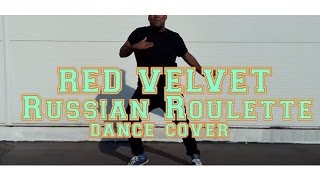 red velvet 레드벨벳 러시안 룰렛 russian roulette dance cover by hugo b