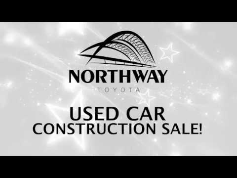 Used Vehicle Construction Sale   Pre Owned Savings   Northway Toyota Albany
