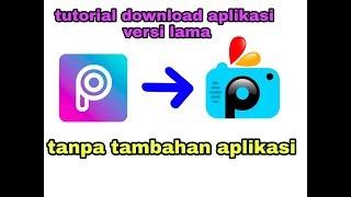 Gambar cover Tutorial Download aplikasi versi lama tanpa tambahan aplikasi