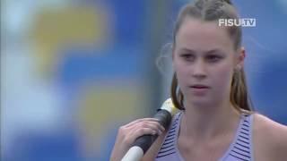 pole vault - universiada 2019 Athletics Napoli