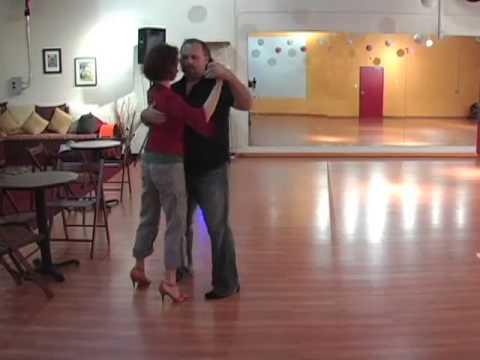 Milonga 101 - Part 1 - The Box Step