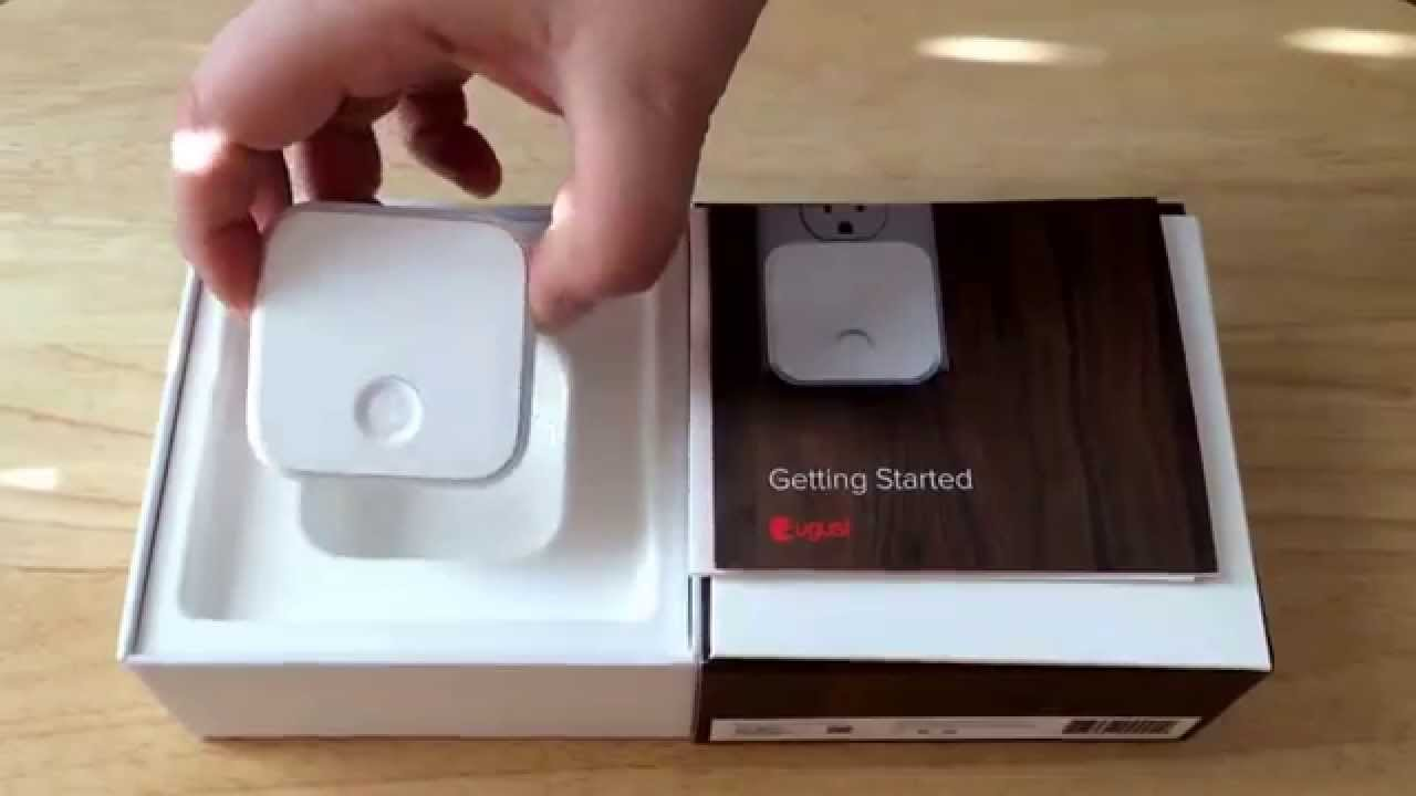 august connect wifi bluetooth smart lock adapter unboxing 3 4 15 youtube. Black Bedroom Furniture Sets. Home Design Ideas