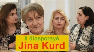 Li Dîyasporayê Jina Kurd