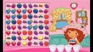 Strawberry Shortcake Fruit Filled Fun Game Play Funny